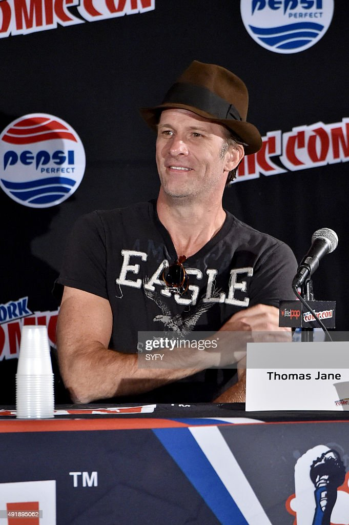 CON -- 'The Expanse Screening and Q&A' -- Pictured: Thomas Jane --