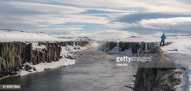 the explorer of the north - selfoss stock photos and pictures