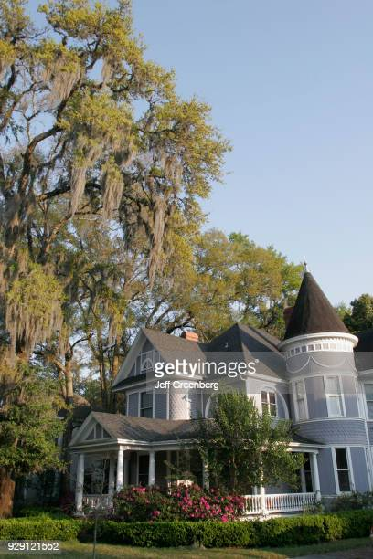 The exterior of a house on 2nd Avenue in Gainesville