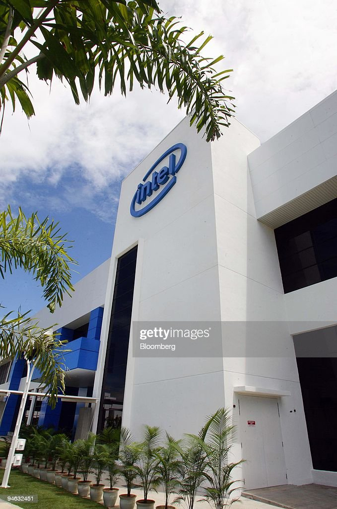 The Exterior Of Intel Corp.u0027s Newly Opened Design And Development Center In  Kulim