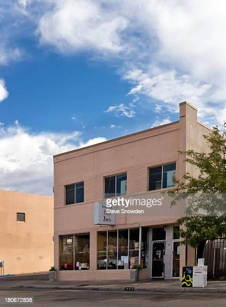 The exterior of Java Joe's on September 01 2013 in Albuquerque New Mexico Java Joe's was used as Tuco's headquarters in 'Breaking Bad' Season 1...