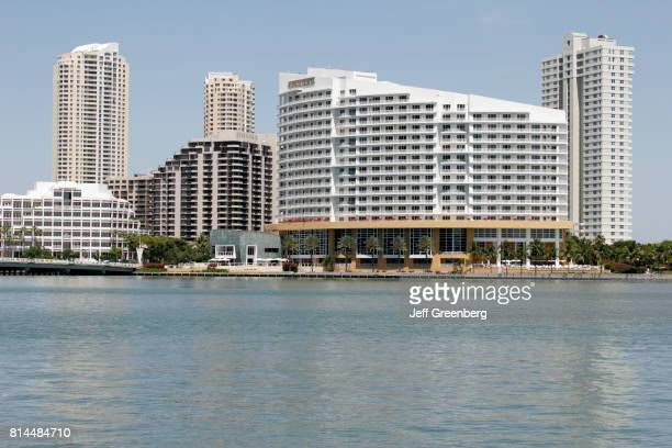 The exterior of Mandarin Oriental Hotel