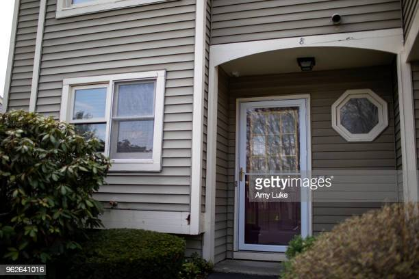 The exterior of NXIVM founder Keith Raniere's townhome at 8 Hale Drive in Halfmoon New York on Thursday May 3 2018 Raniere was arrested by the FBI in...