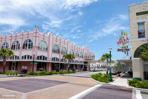 The exterior of Rosin Arcade Building