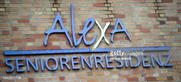 The exterior of the Alexa Retirement Home in Dresden Germany 23 February 2017 Photo Arno Burgi/dpaZentralbild/dpa | usage worldwide