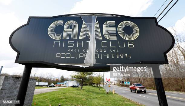 The exterior of the Cameo Night Club after a shooting that left one man dead and injuring 15 others March 26 2017 in Cincinnati Ohio No suspect has...