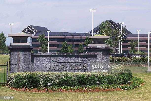 The exterior of the headquarters of telecommunications company WorldCom Inc is seen May 7 2002 in Clinton Mississippi WorldCom Inc has reported it...