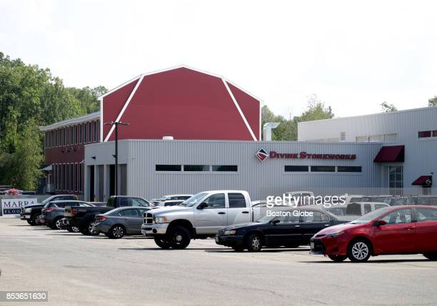 The exterior of the Metro West Design Center in Ashland MA is pictured on Aug 1 2017 For years Ashland has been trying to revive its downtown not an...