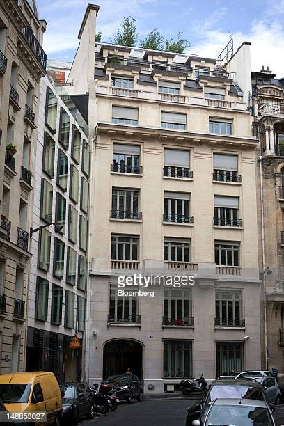 The exterior of the Rothschild headquarters are seen in Paris France on Wednesday July 11 2012 Today as the firm undergoes a generational shift to...