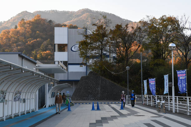 JPN: Maglev Test Train As China and Japan Race to Dominate Future of High-Speed Rail