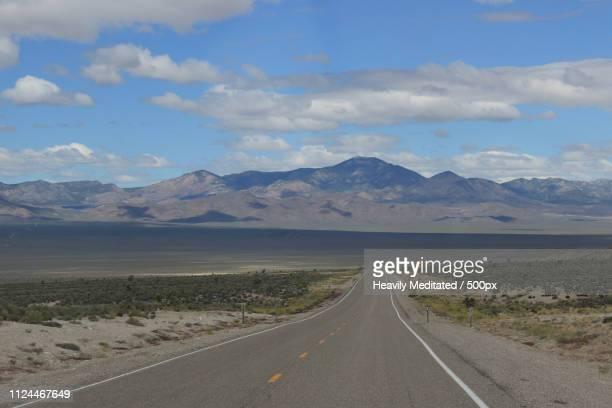 The Extra Terrestrial Highway - Area 51