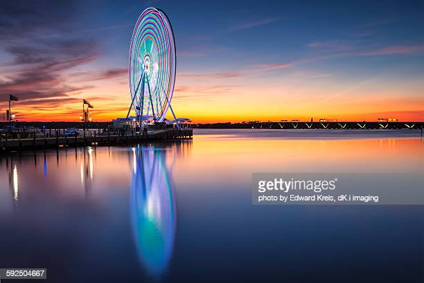 the eye to the sky - potomac maryland stock pictures, royalty-free photos & images
