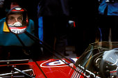 The eyes of niki lauda of austria are reflected in the mirror of the picture id141827127?s=170x170