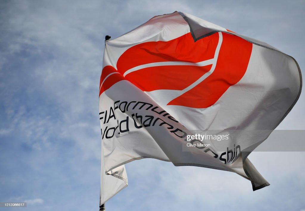 F1 Grand Prix of Australia - Practice : News Photo