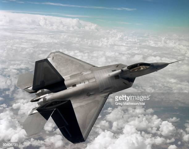 The F22 Raptor It is the US Air Force's next generation air dominance fighter being designed and manufactured under a joint project funded by...