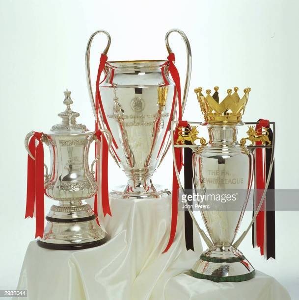 The FA Carling Premiership Trophy