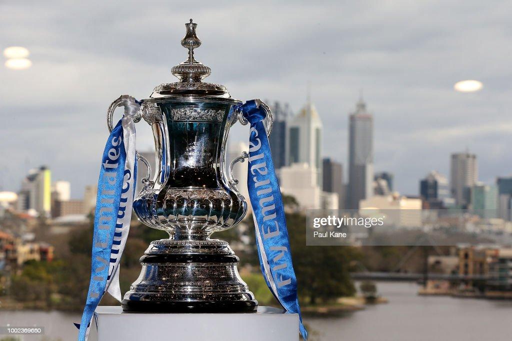 Chelsea FC Pre-Season Tour to Australia - Day One : News Photo