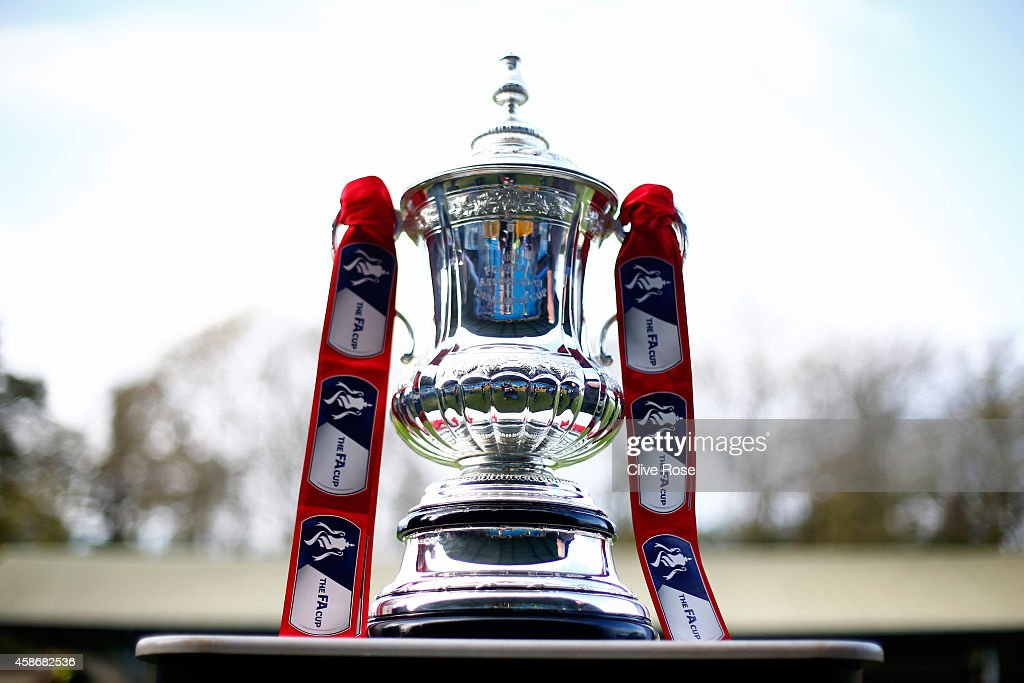 Halifax Town v Bradford City - FA Cup First Round : News Photo