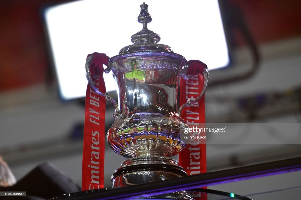 FBL-ENG-FA CUP-ARSENAL-NEWCASTLE : News Photo