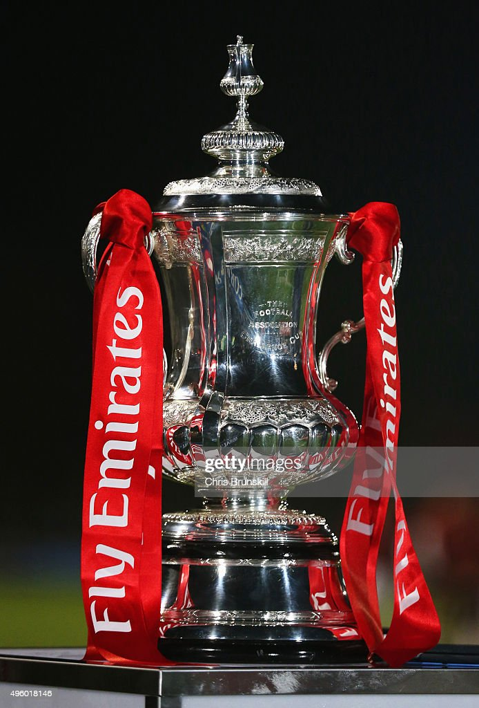 Salford City v Notts County - The Emirates FA Cup First Round : News Photo