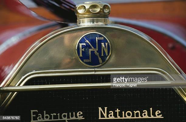 The Fabrique Nationale emblem