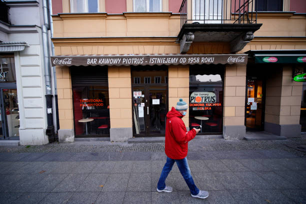 POL: Hospitality Business Hit Hard By Pandemic In Warsaw