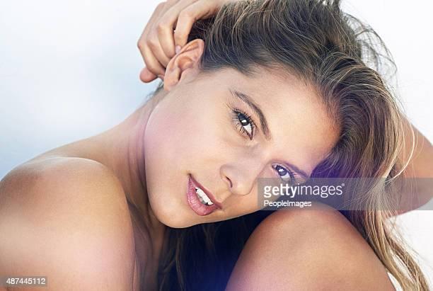 Gesicht der Schönheit