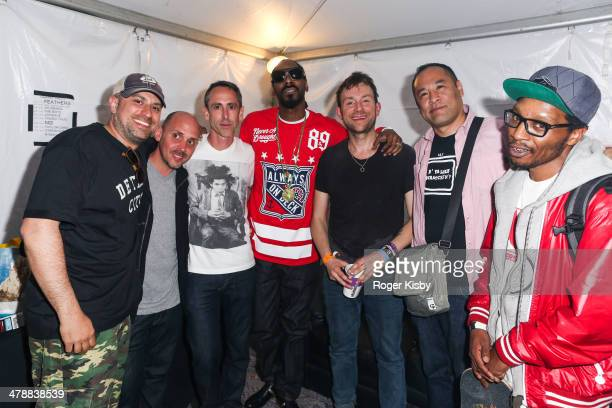 The Fader President and publisher Andy Cohn The Fader Director of AR Robert English The Fader CoFounder Jon Cohen Snoop Dogg Damon Albarn Dan the...