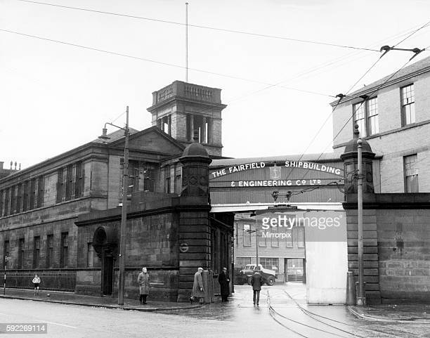 The Fairfield Shipbuilding and Engineering Company, Limited was a Scottish shipbuilding company in the Govan area on the Clyde in Glasgow, Scotland....