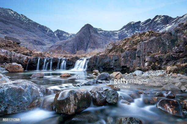 the fairy pools - fairy stock photos and pictures