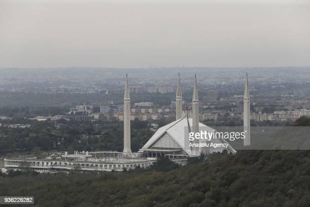The Faisal Mosque is one of the most popular mosques in the world with 74000 prayer capacity in Islamabad Pakistan on March 14 2018 The project came...