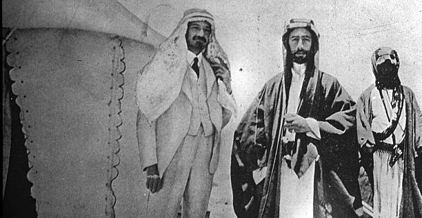 The Faisalweizmann Agreement Pictures Getty Images