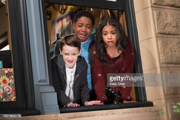 S HOME The Falcon and The Raven Part One When Booker has a vision of his mom losing the money hidden in her backpack he enlists Nia and Levi to help...