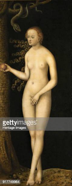 Eve Found in the Collection of Art History Museum Vienne