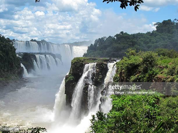 The Falls - Iguazu Falls