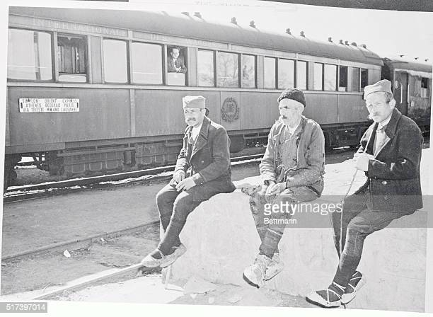 The famed SimplonOrient Express started with a transcontinental run from Athens to Paris Making the 2000 mile run via Italy and Yugoslavia in just...
