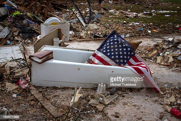 CONTENT] The family of Nathan Kriesel took refuge in this bathtub during the May 20 2013 tornado in Moore Oklahoma Everyone in his family survived