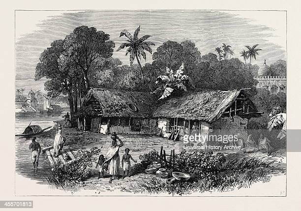 A Bengal Village 1874