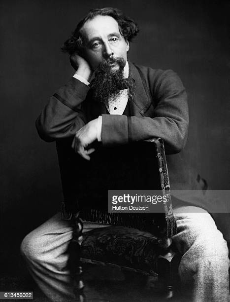 The famous 19th century English novelist Charles Dickens author of such wellknown works as A Tale of Two Cities David Copperfield and Oliver Twist