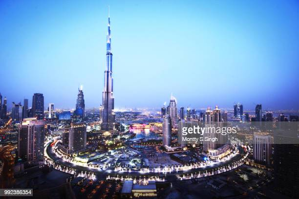 The Famous 'Burj Khalifa Ring