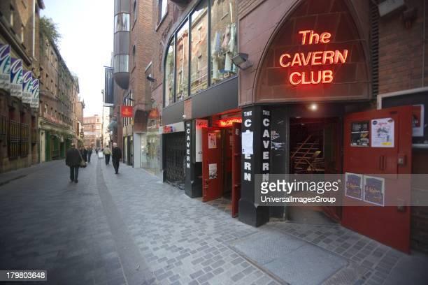 Resultado de imagen de the cavern liverpool