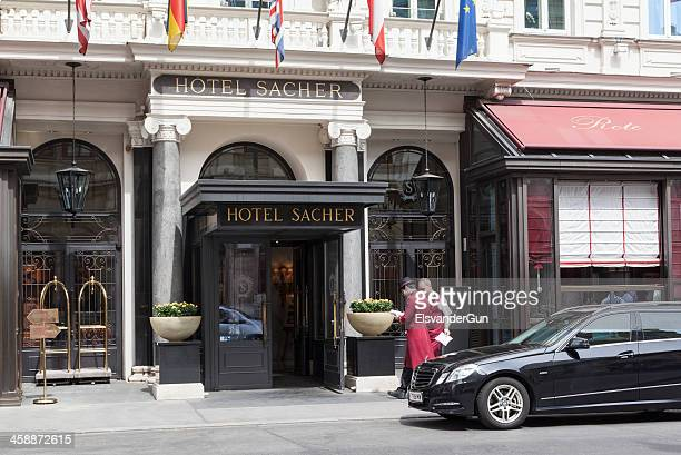 The famous Hotel Sacher