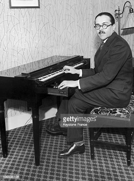 The Famous Inventor Of Martenot Waves And Martenot Keyboard, First Kind Of Synthesizer.