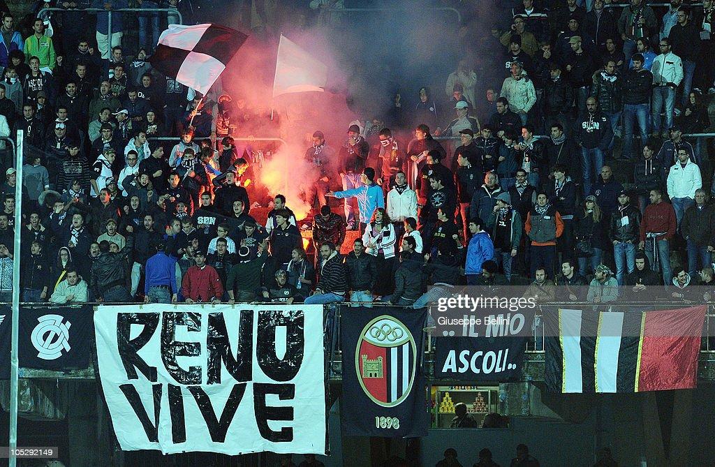Ascoli Calcio v FC Crotone - Serie B : News Photo
