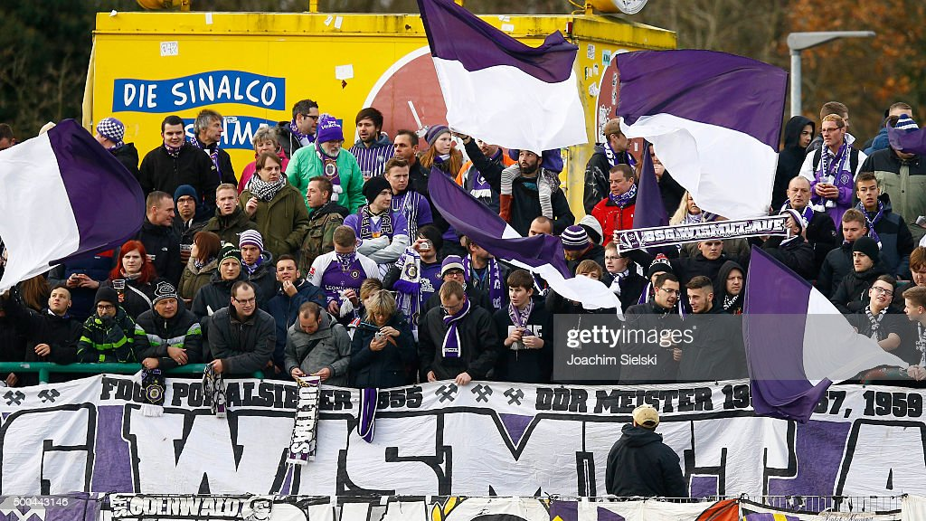Preussen Muenster v Erzgebirge Aue  - 3. Liga : News Photo