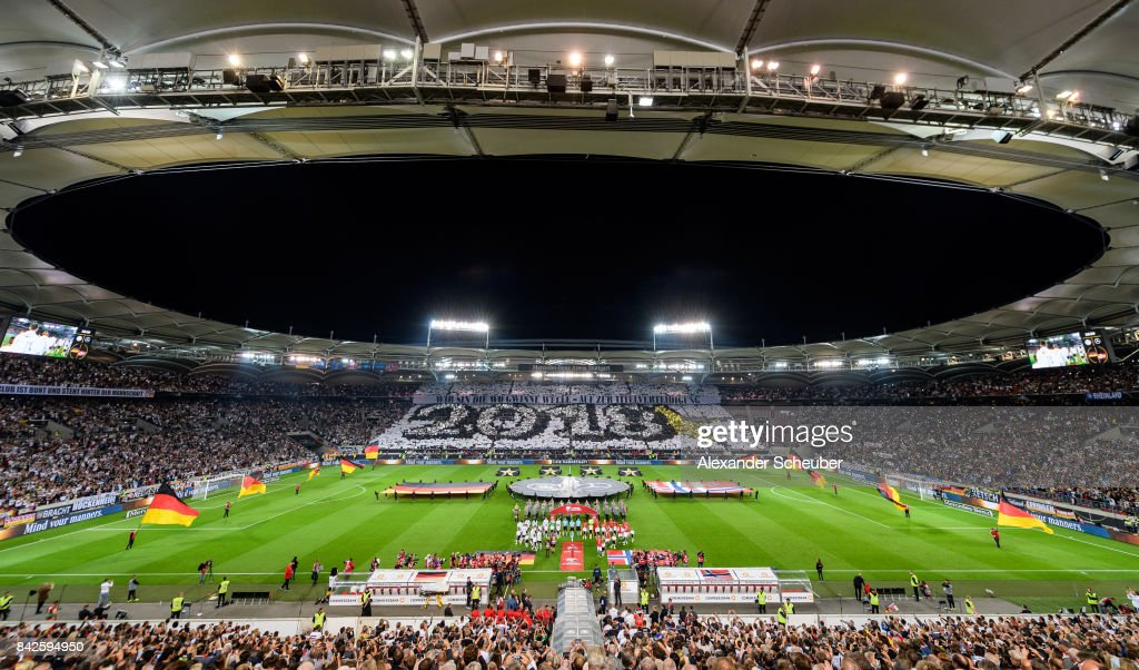 Germany v Norway - FIFA 2018 World Cup Qualifier : News Photo
