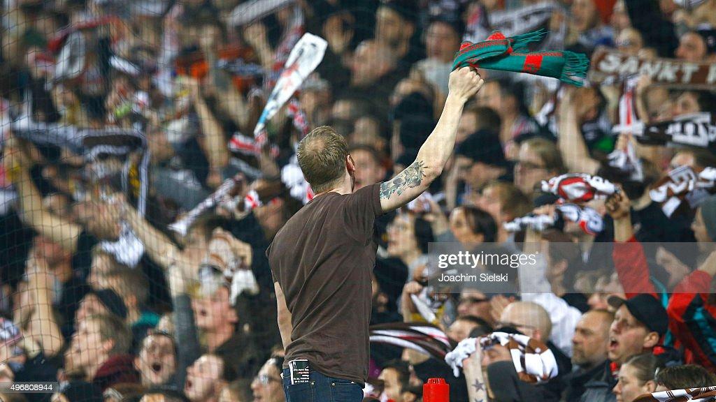 FC St. Pauli v Fortuna Duesseldorf - 2. Bundesliga : News Photo