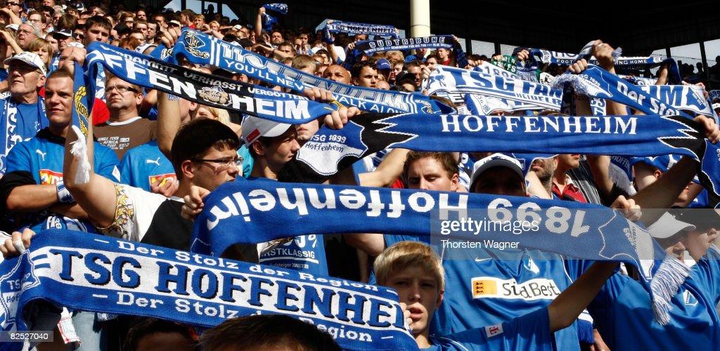 1899 Hoffenheim v Borussia M'gladbach - Bundesliga : News Photo