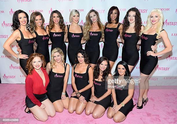BRLBRR The FANTASY show cast members Tracey Mariah Jennifer Kristin Jaime Lynch Ashton Sonya and Chloe and Amber Lizzy Yesi Danielle and Isabella...