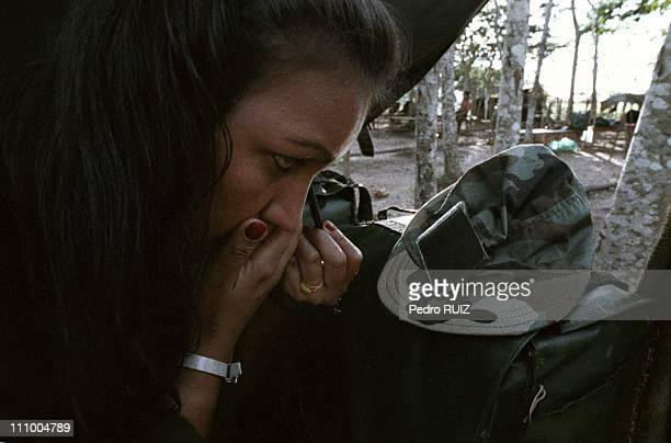 The FARC A day in the lives of the guerrilla in Columbia in September 2001 The sigilo that shows in its actions keeps proportion with its capacity to...